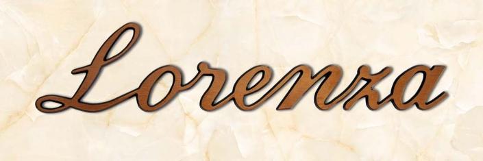 articolo-23-lorenza-scritta-in-bronzo