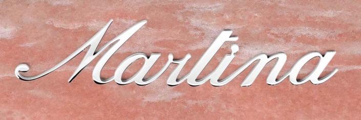 articolo-31-martina-scritta-in-acciaio-inox