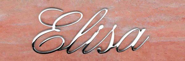 articolo-32-elisa-scritta-in-acciaio-inox